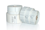 Self-laminating cable markers (wire wraps rolls)